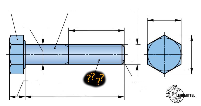 flankendurchmesser gewinde berechnen